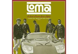 VARIOUS - Loma: A Soul Music Love Affair, Vol - (Vinyl)