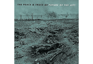 Future Of The Left - The Peace & Truce Of Future Of The Left - (Vinyl)