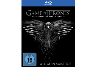 Game of Thrones - Die komplette vierte Staffel Fantasy Blu-ray