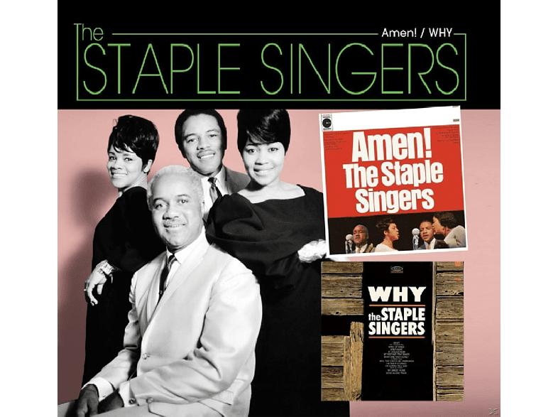The Staple Singers - Amen/Why [CD]