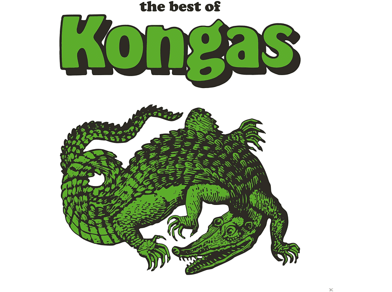 Kongas - The Best Of [LP + Bonus-CD]