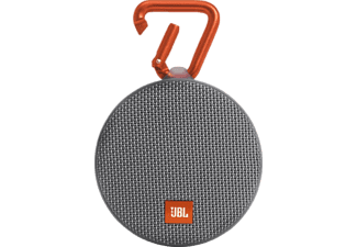 JBL Clip 2 Waterproof - Grå