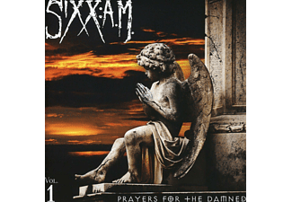 Sixx: Am - Prayers For The Damned - (CD)