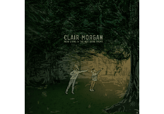 Clair Morgan - New Lions And The Not-Good Night - (CD)