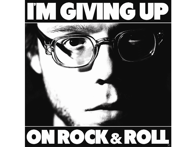 Christopher The Conquered - I'm Giving Up On Rock & Roll [CD]