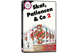 Skat, Patiencen & Co 2 (Purple Hills) - PC