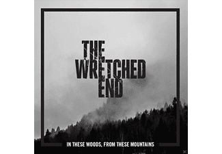Wretched End - In These Woods, From These Mountains - (CD)