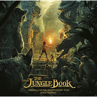 VARIOUS - The Jungle Book (Deutsche Bonustrack-Version) [CD]