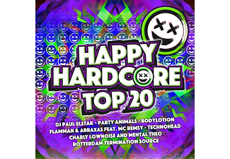 VARIOUS - Happy Hardcore Top 20 - (CD)
