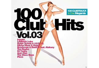 VARIOUS - 100 Club Hits Vol.3 - (CD)