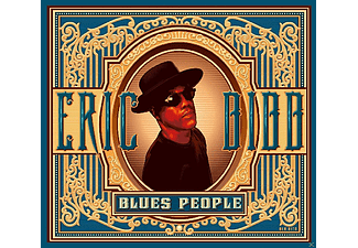 Eric Bibb - Blues People - (Vinyl)
