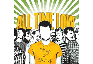 All Time Low - Put Up Or Shut Up (Ltd.Vinyl) - (Vinyl)