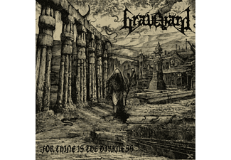 Graveyard (spain) - For Thine Is The Darkness (Ltd.Gatefold Vinyl) - (Vinyl)