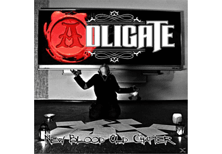 Adligate - New Blood Old Chapter - (CD)
