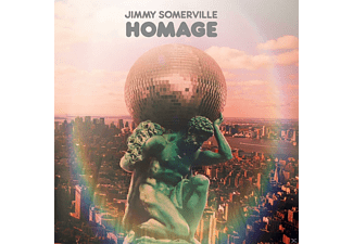 Jimmy Somerville - Club Homage - (CD)