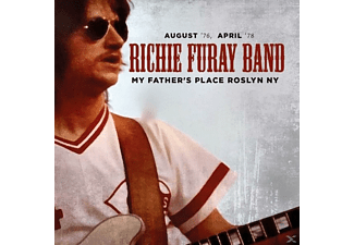 The Richie Furay Band - My Fathers Place Roslyn Ny-August 76 & April 78 - (CD)