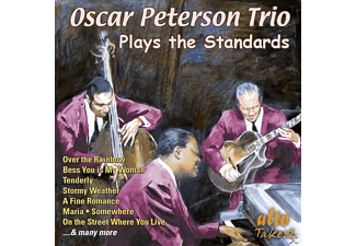 Oscar Trio Peterson - Oscar Peterson Trio plays the Standards - (CD)