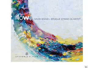 David/epoque String Quartet Braid - Flow - (CD)