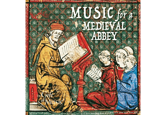 Oxford Girls' Choir - Music for a Medieval Abbey-Chant for calm reflec - (CD)