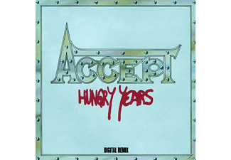 Accept - Hungry Years - (CD)