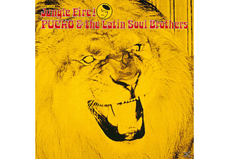 Pucho & His Latin Soul Brothers - Heat + Jungle Fire [Uk-import] - (5 Zoll Single CD (2-Track))