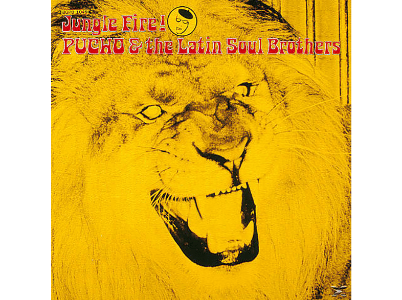 Pucho & His Latin Soul Brothers - Heat + Jungle Fire [Uk-import] [5 Zoll Single CD (2-Track)]