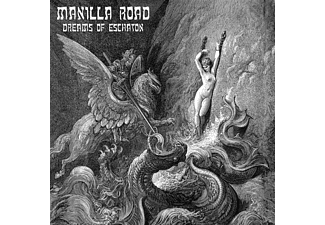 Manilla Road - Dreams Of Eschaton (Ltd.Coloured Double Vinyl) - (Vinyl)