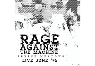 Rage Against The Machine - Irvine Meadows Live June 95 - (CD)