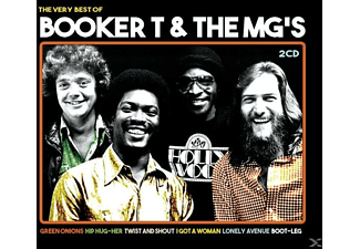 Booker T. & The M.G.'s - Very Best Of - (CD)