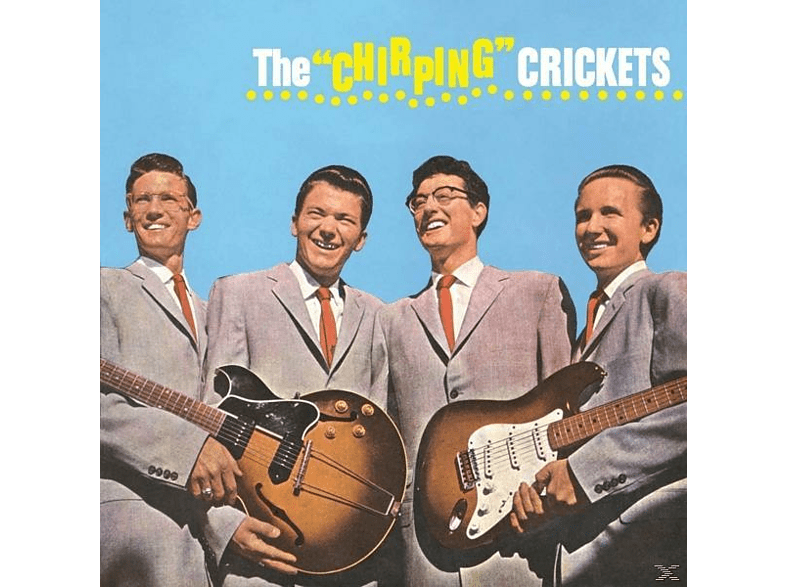 "Buddy Holly & The Crickets - The ""Chirping"" Crickets [Vinyl]"
