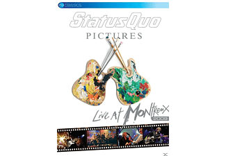 Status Quo - Pictures-Live At Montreux 2009 - (DVD)