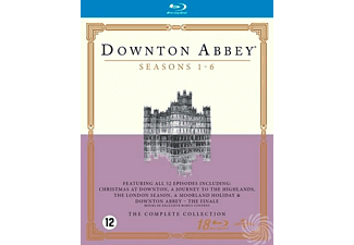 Downton Abbey - Seizoen 1-6 | Blu-ray