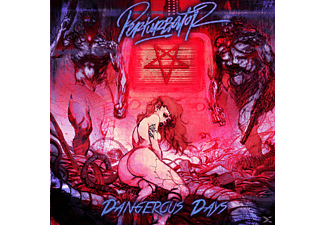 Perturbator - Dangerous Days [CD]