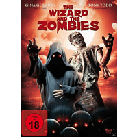The Wizard and the Zombies [DVD]