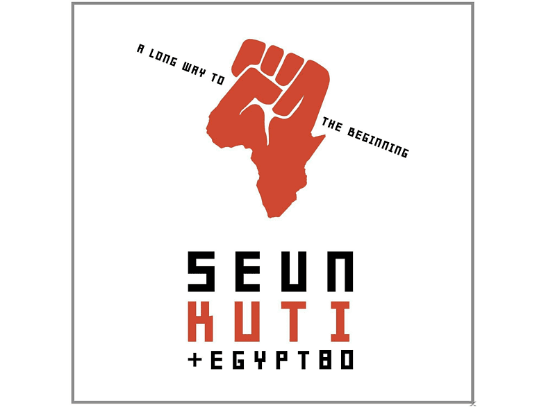 Seun Kuti - A Long Way To The Beginning [Vinyl]
