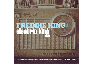 Freddie King - Electric King - (CD)