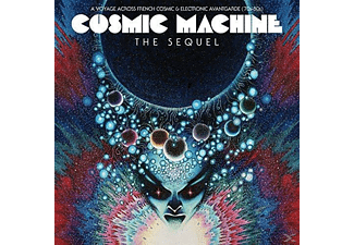 VARIOUS - Cosmic Machine The Sequel - (Vinyl)