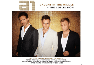 A1 - Caught In The Middle-The Collection - (CD)