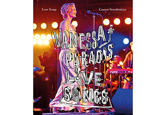 Vanessa Paradis - Love Songs Concert Symphonique (Blu-ray)