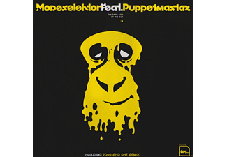 Modeselektor Feat.Puppetmastaz - The Dark Side Of The Sun - (Vinyl)