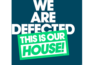 VARIOUS - We Are Defected.This Is Our House! [CD]