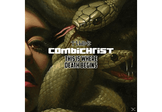 Combichrist - This Is Where Death Begins - (CD)