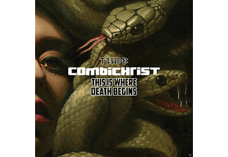 Combichrist - This Is Where Death Begins (Deluxe 2CD Digipak) - (CD)