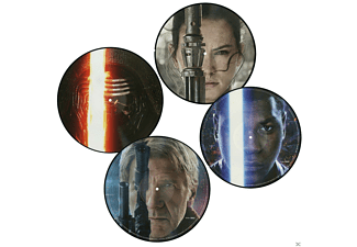 OST/VARIOUS - Star Wars: The Force Awakens - (Vinyl)