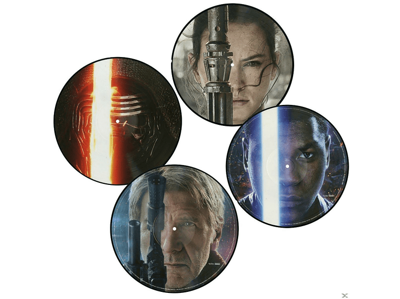 OST/VARIOUS - Star Wars: The Force Awakens [Vinyl]