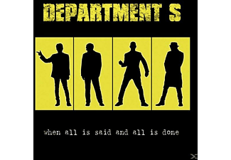 Department S - When All Is Said And All Is Done - (CD)