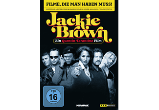 Jackie Brown - (DVD)