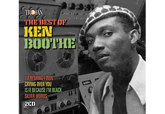 Ken Boothe - The Best Of - (CD)