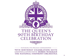 The Queens 90th Birthday Celebration Debbie Wiseman Auf CD Online Kaufen