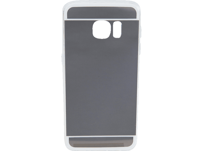 V-DESIGN MIR 016 Backcover Samsung Galaxy S7 Thermoplastisches Polyuretan Silber
